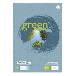 Mappabetét A/4 50lap kockás Ursus Green Pure Impact