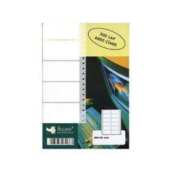 Etikett 88,9x36,1mm/2 16cimke/ív 500ív/doboz