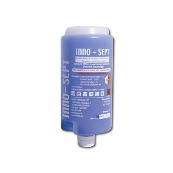 Inno-Sept fertőtlenítő folyékony szappan 1L