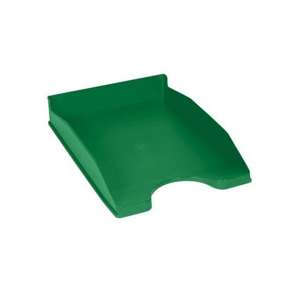 Irattálca műanyag Q-Connect zöld