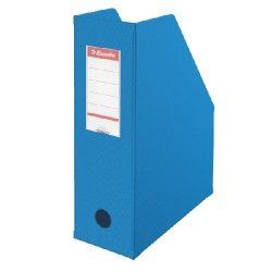 Iratpapucs PVC Esselte összehajtható 100mm 5607..