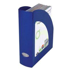 Iratpapucs műanyag Q-Connect kék