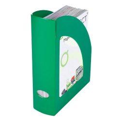 Iratpapucs műanyag Q-Connect zöld