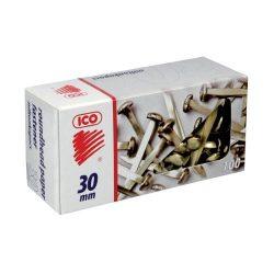 Miltonkapocs 30mm Ico 100db