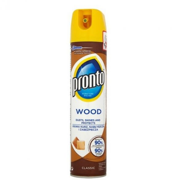 Pronto wood classic 250 ml