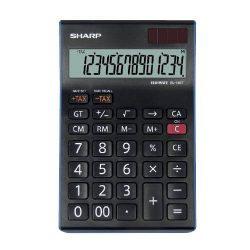 Számológép Sharp EL-145A/145TBL asztali