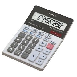Számológép Sharp EL-M711E/711G-GY asztali
