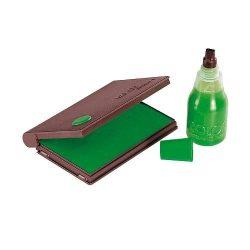 Bélyegzőfesték 25ml Colop 801 zöld