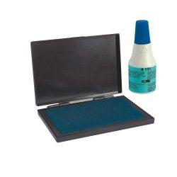 Bélyegzőfesték 25ml gyorsan száradó N191 kék