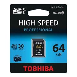 Memóriakártya TOSHIBA SDHC Class 10 16GB