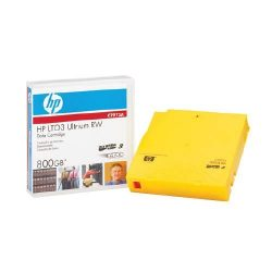 Adatkazetta HP LTO3 Ultrium C7973A 800GB RW