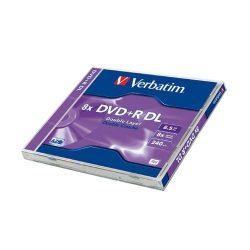 DVD+R Verbatim 8,5GB 8x kétrétegű 43541