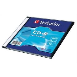 CD-R Verbatim 700MB 52x (Datalife) slim EXTRA 43347