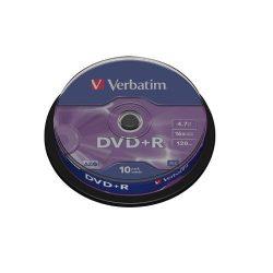 DVD-R Verbatim 4,7GB 16x 10db/henger 43523