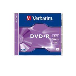 DVD+R Verbatim 4,7GB 16x 43497