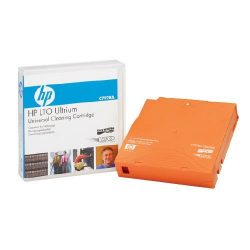 Adatkazetta HP LTO Ultrium tisztító C7978A