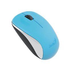 Egér optikai vezeték nélküli Genius Traveler NX-7000 USB kék