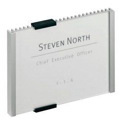 Információs tábla Durable 149x148,5mm 4802