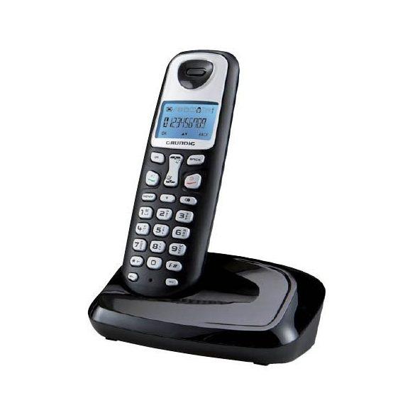 Telefon Grundig D210 vez.nélküli fekete