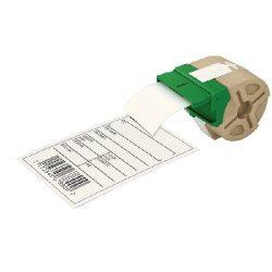 Címke etikett ICON, folyamatos, 61mm, öntapadós papír 70040001