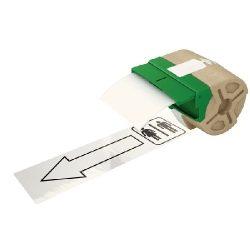 Címke etikett ICON, folyamatos, 88mm, műanyag öntapadós 701600..