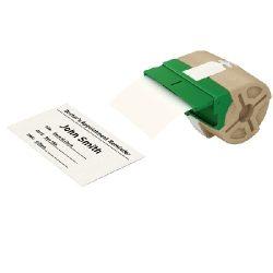 Címke etikett ICON, folyamatos, 91mm, nem öntapadós papír 70190001