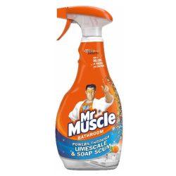 Mr. Muscle Fürdőszobai fertőtlenítő 500ml