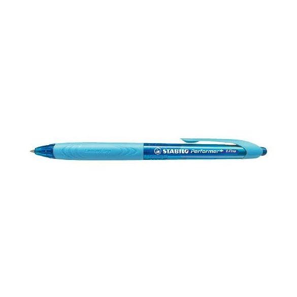 G.irón STABILO PERFORMER+ kék tintával színes fogózóna