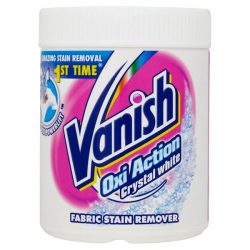 Vanish Oxi Action Crystal folteltávolító por 500g white