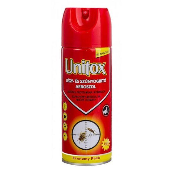 Unitox légy és szúnyogírtó 400ml