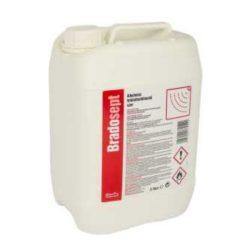 BradoSEPT alkoholos felületfertőtlenítő szer 5L Aldehidmentes