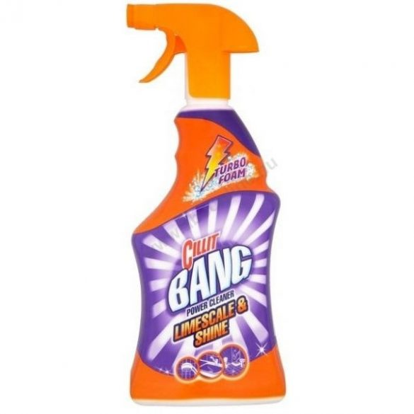 Cillit Bang Power Cleaner 750ml Vízkőmentes Csillogás
