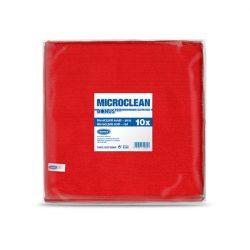 Bonus Pro mikroszálas kendő (32×32cm) 10db piros