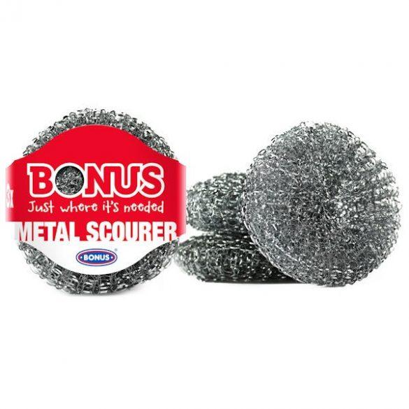Bonus fém súroló 3db-os