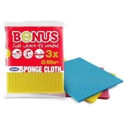 Bonus szivacskendő 3db