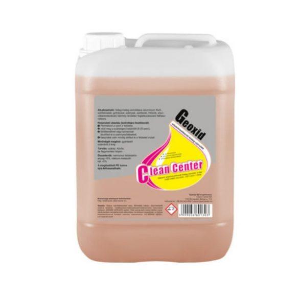 CC Geoxid alumíniumbarát hideg zsíroldó 5L