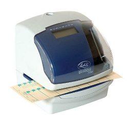 Elektromos érkeztető bélyegző Lathem 5000E