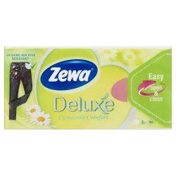 Zewa Delux papírzsebkendő 90db-os Kamilla