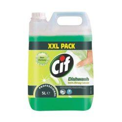 Cif Professional Dishwash Extra Strong Lemon kézi mosogatószer 5L
