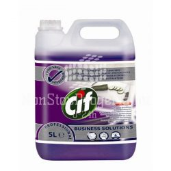 Cif Professional 2 in 1 Cleaner Disinfectant 5L