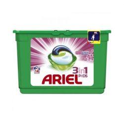 Ariel mosókapszula 14db Touch of Lenor Color 3in1