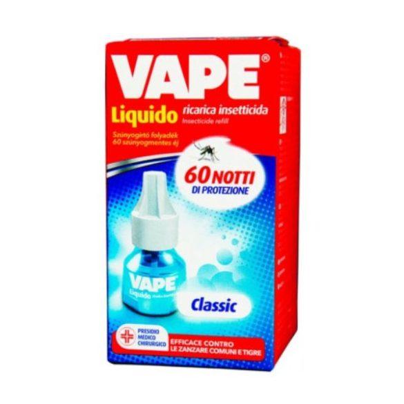 VAPE Magic szúnyogírtó utántöltő folyadék 60 éjszaka