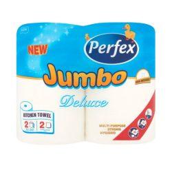 Perfex Jumbo Deluxe XXL törlőpapír 2x300m