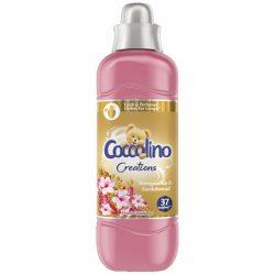 COCCOLINO öblítőkoncentrátum 925 ml Honeysuckle   Sandalwood