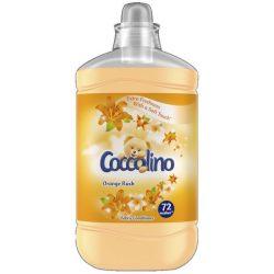 COCCOLINO öblítőkoncentrátum 1800 ml Orange Rush