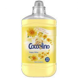 COCCOLINO öblítőkoncentrátum 1800 ml Happy Yellow