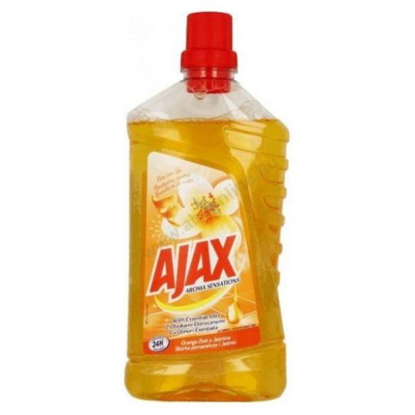 Ajax általános tisztítószer 1L Orange Jasmin