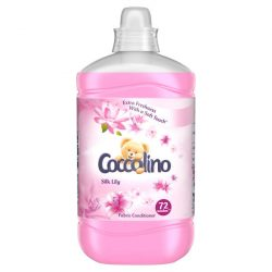 COCCOLINO öblítőkoncentrátum 1800 ml Silk Lily