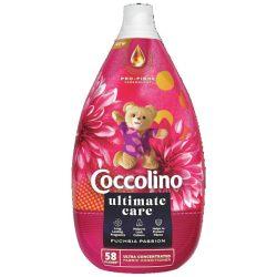COCCOLINO Ultimate Care öblítő 870 ml Fuchsia
