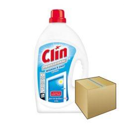 Clin Professional ablaktisztító 4,5 L